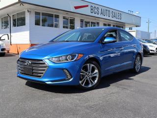 Used 2017 Hyundai Elantra Limited for sale in Vancouver, BC