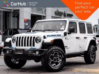 New 2021 Jeep Wrangler 4xe Unlimited Rubicon|Sky Roof|Advanced Safety|Cold Weather for sale in Thornhill, ON
