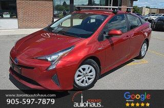 Used 2017 Toyota Prius Four I NO ACCIDENTS I GAS SAVER for sale in Concord, ON
