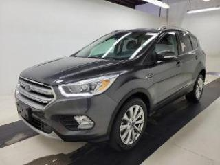 Used 2017 Ford Escape Titanium ONLY49300KM Power Liftgate LEATHER for sale in Waterloo, ON