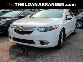Used 2013 Acura TSX for sale in Barrie, ON