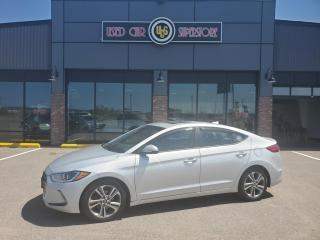 Used 2018 Hyundai Elantra GLS Auto for sale in Thunder Bay, ON