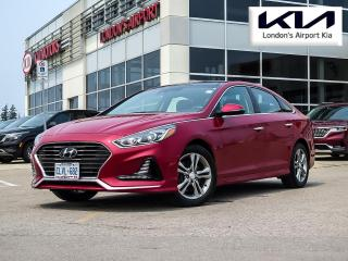 Used 2018 Hyundai Sonata LIMITED for sale in London, ON