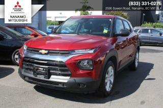 Used 2021 Chevrolet TrailBlazer LS for sale in Nanaimo, BC