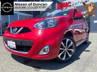 Used 2016 Nissan Micra SR for sale in Duncan, BC