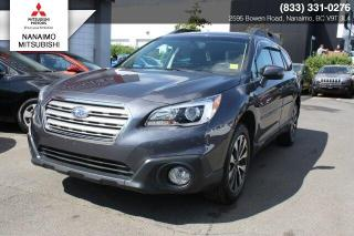 Used 2017 Subaru Outback 2.5I LIMITED for sale in Nanaimo, BC