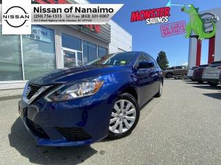 Used 2019 Nissan Sentra SV for sale in Nanaimo, BC