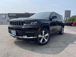 Used 2021 Jeep Grand Cherokee L Limited | LUXURY GRP | PANO ROOF | NAVI | TOW GRP for sale in Listowel, ON