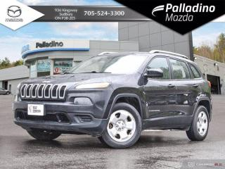 Used 2016 Jeep Cherokee Sport - SELF CERTIFY for sale in Sudbury, ON