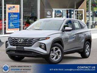 New 2022 Hyundai Tucson Essential for sale in Huntsville, ON
