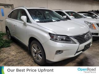 Used 2013 Lexus RX 350 6A for sale in Port Moody, BC