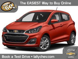 New 2021 Chevrolet Spark 1LT CVT for sale in Tilbury, ON
