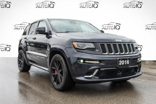 Used 2016 Jeep Grand Cherokee SRT PERFORMANCE for sale in Innisfil, ON