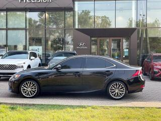 Used 2014 Lexus IS 250 w/ AWD / NAVIGATION for sale in Calgary, AB