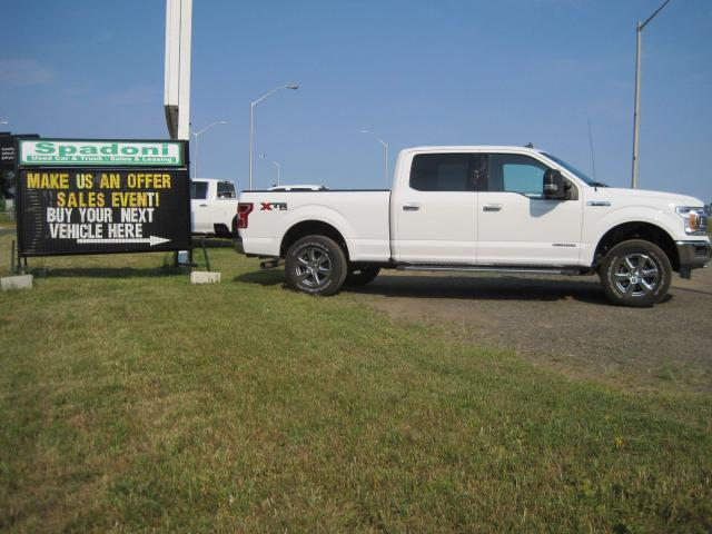 2019 Ford F-150 Make us an offer