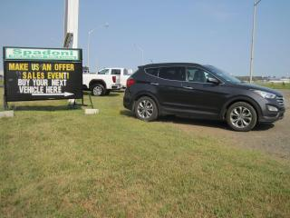 Used 2016 Hyundai Santa Fe Sport Limited for sale in Thunder Bay, ON