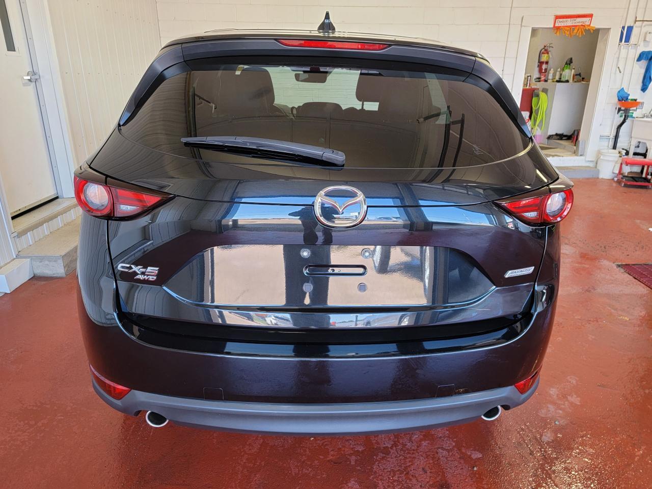 2019 Mazda CX-5