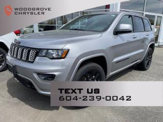 New 2021 Jeep Grand Cherokee Altitude for sale in Nanaimo, BC