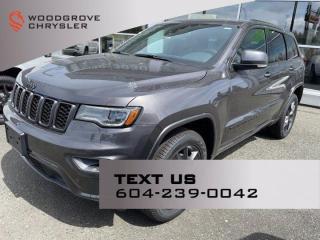 New 2021 Jeep Grand Cherokee 80th Anniversary Edition for sale in Nanaimo, BC