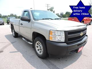 Used 2009 Chevrolet Silverado 1500 WT 4.3L V6 2 wheel drive Only 88000 km No rust for sale in Gorrie, ON