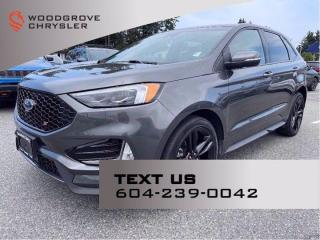 Used 2019 Ford Edge ST for sale in Nanaimo, BC