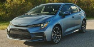New 2021 Toyota Corolla SE Upgrade Package for sale in Prince Albert, SK