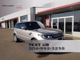 Used 2016 Land Rover Range Rover Sport Td6 HSE for sale in Prince Albert, SK