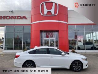 New 2021 Honda Accord Sedan EX-L for sale in Moose Jaw, SK