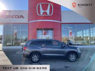 New 2021 Honda Pilot EX-L NAVI for sale in Moose Jaw, SK