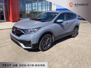Used 2020 Honda CR-V EX-L for sale in Moose Jaw, SK