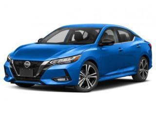 New 2021 Nissan Sentra SR for sale in Moose Jaw, SK
