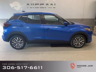 New 2021 Nissan Kicks SV for sale in Moose Jaw, SK