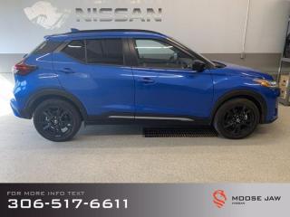 New 2021 Nissan Kicks SR for sale in Moose Jaw, SK