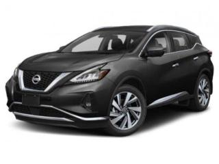New 2021 Nissan Murano SL for sale in Moose Jaw, SK