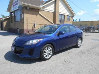 Used 2012 Mazda MAZDA3 Fully Cert, runs and drives like new for sale in Etobicoke, ON