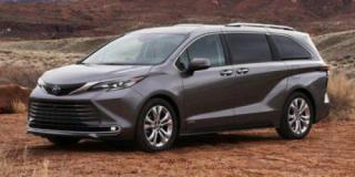 New 2021 Toyota Sienna LIMITED for sale in Langley, BC