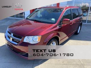 Used 2020 Dodge Grand Caravan PREMIUM PLUS for sale in Langley, BC
