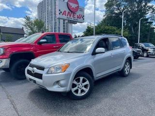 Used 2012 Toyota RAV4 LIMITED  for sale in Cambridge, ON