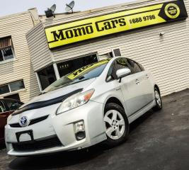 Used 2010 Toyota Prius CERTIFIED + CLEAN + HYBRID! for sale in St. Catharines, ON