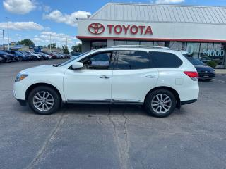 Used 2015 Nissan Pathfinder SL AWD for sale in Cambridge, ON