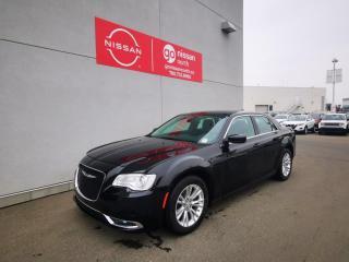 Used 2020 Chrysler 300 300 Touring / One Owner / Used Chrysler Dealership / Loaded for sale in Edmonton, AB