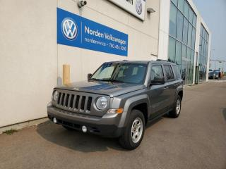 Used 2013 Jeep Patriot sport 4x4 for sale in Edmonton, AB