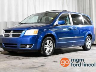 Used 2010 Dodge Grand Caravan SXT for sale in Red Deer, AB