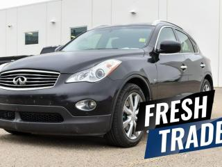 Used 2015 Infiniti QX50 for sale in Red Deer, AB
