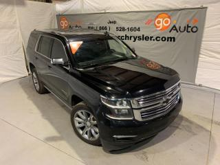 Used 2016 Chevrolet Tahoe LTZ for sale in Peace River, AB