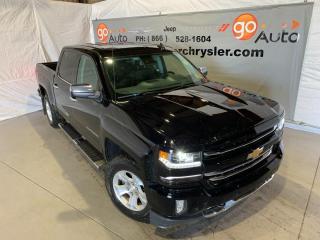 Used 2018 Chevrolet Silverado 1500 LTZ for sale in Peace River, AB