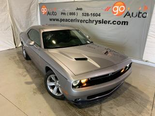 Used 2015 Dodge Challenger SXT for sale in Peace River, AB