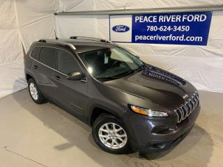 Used 2016 Jeep Cherokee North for sale in Peace River, AB