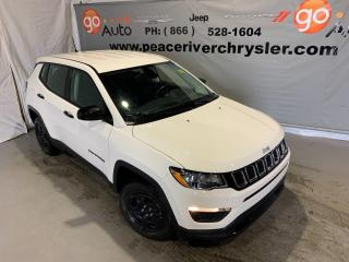 Used 2017 Jeep Compass Sport for sale in Peace River, AB