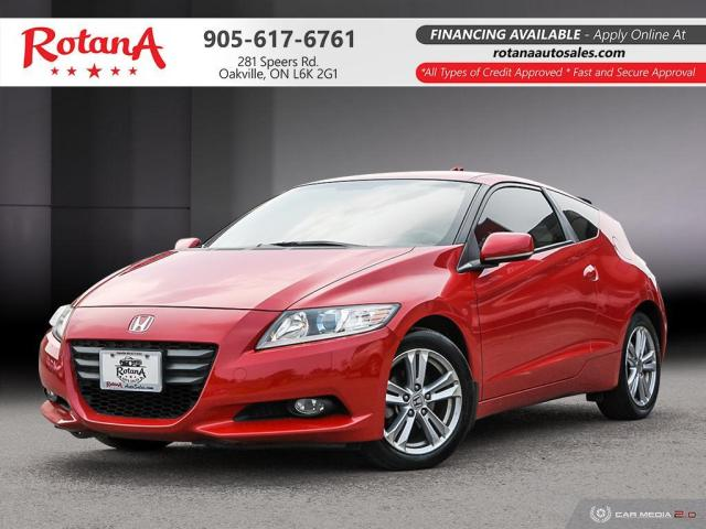2011 Honda CR-Z Accident Free_Low KMs